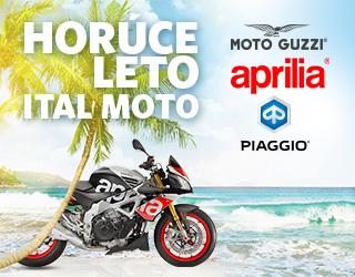Užívaj leto s Ital Moto